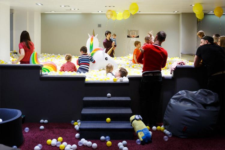 bērnu ballītes pārdaugavā